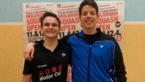 Carsten Schoor und Raphael Kandra (Heilbronn Open 2015)