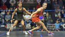 Nicol David vs Laura Massaro (US Open 2015, Philadelphia))