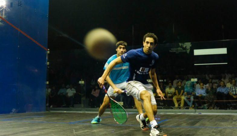 Ramit Tadon vs Tarek Momen  (CCI International, Mumbai)
